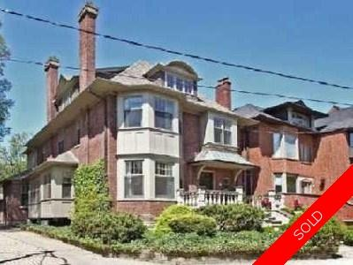 Rosedale House for sale:  5 bedroom 4,800 sq.ft.