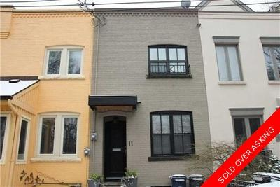 Yorkville Townhouse for sale:  2 bedroom 2,500 sq.ft.